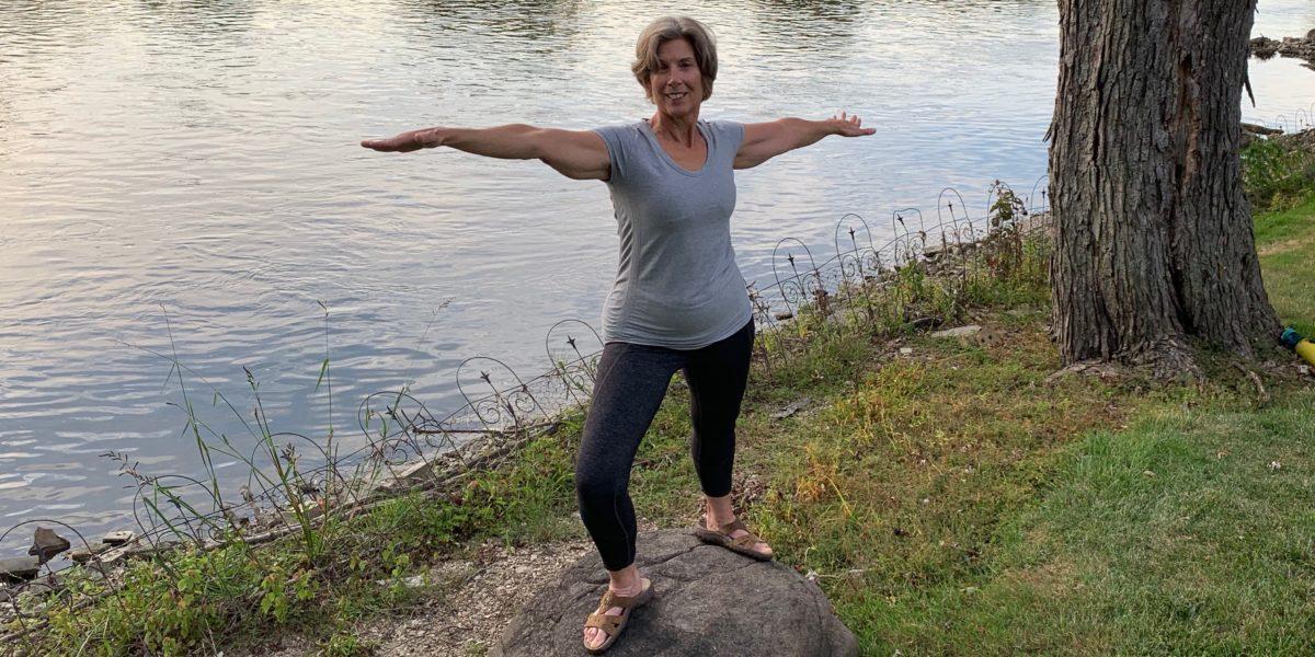 Yoga in Person & via Zoom